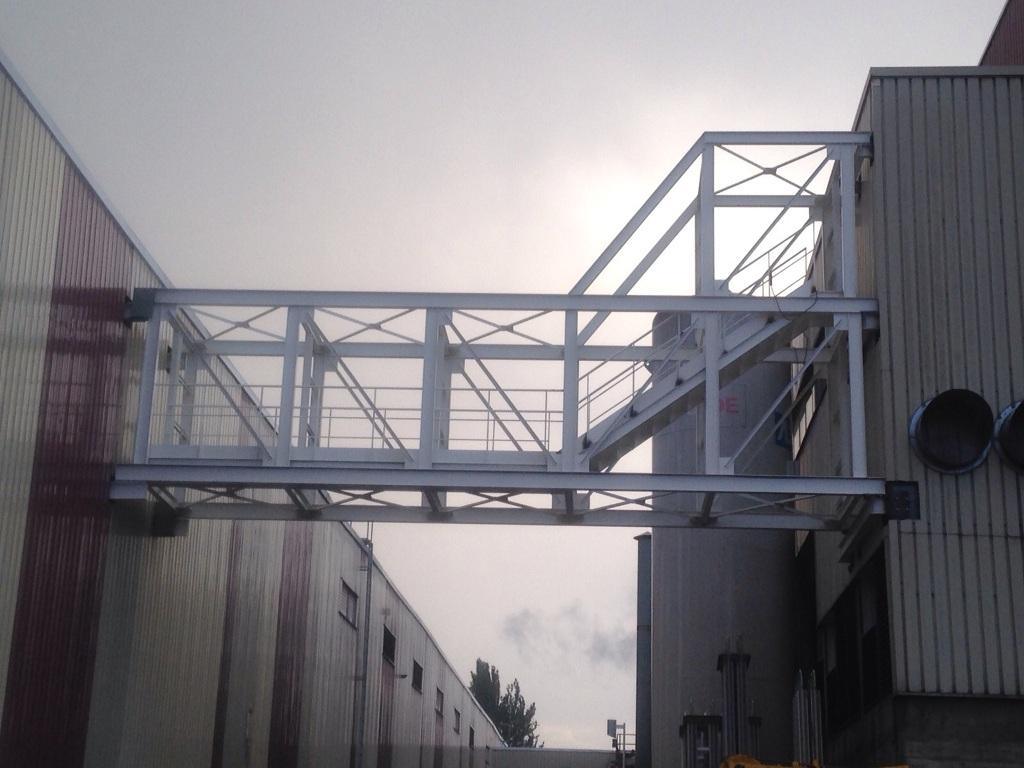 Industrial 1 - Estructura